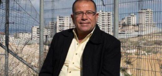 Bassem Eid - annex the West Bank