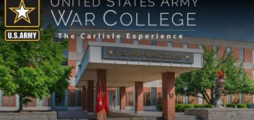 US Army War College and the Israeli-Palestinian conflict