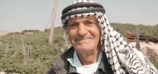 Jordan Valley farmer talks to Zazim
