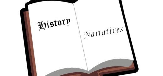 narratives versus history
