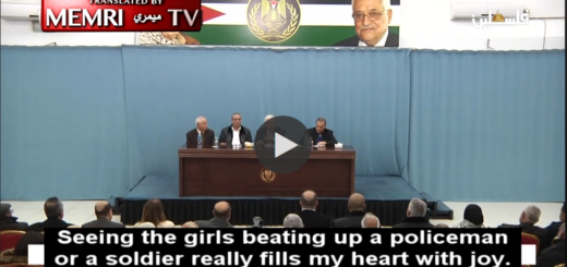 Women and Girls Can Assault Israeli Soldiers